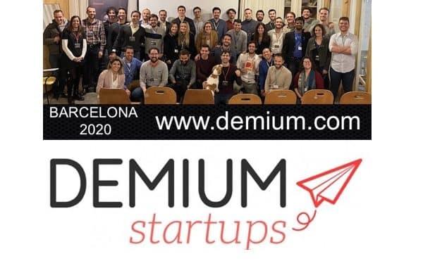 allstartup demium barcelona